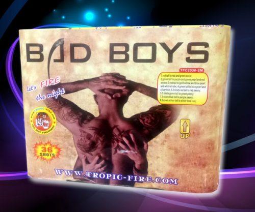 Πυροτεχνήμα 36 βολών BAD BOYS