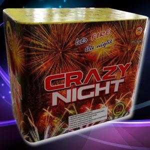 Πυροτέχνημα 24 βολών CRAZY NIGHT