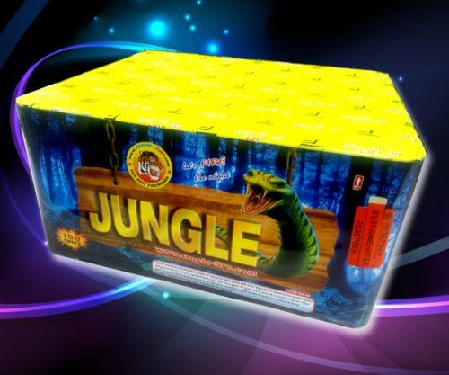 Εναέριο Πυροτέχνημα Jungle