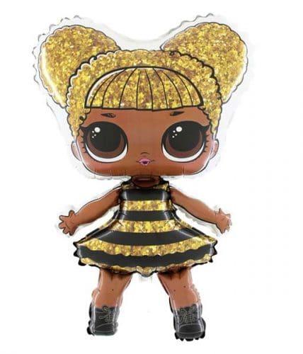 Μπαλόνι φιγούρα LOL Surprise Queen Bee (93 εκ.)