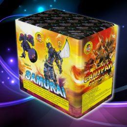 Πυροτέχνημα 48 βολών SAMURAI