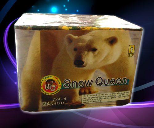 Πυροτέχνημα 24 βολών SnowQueen