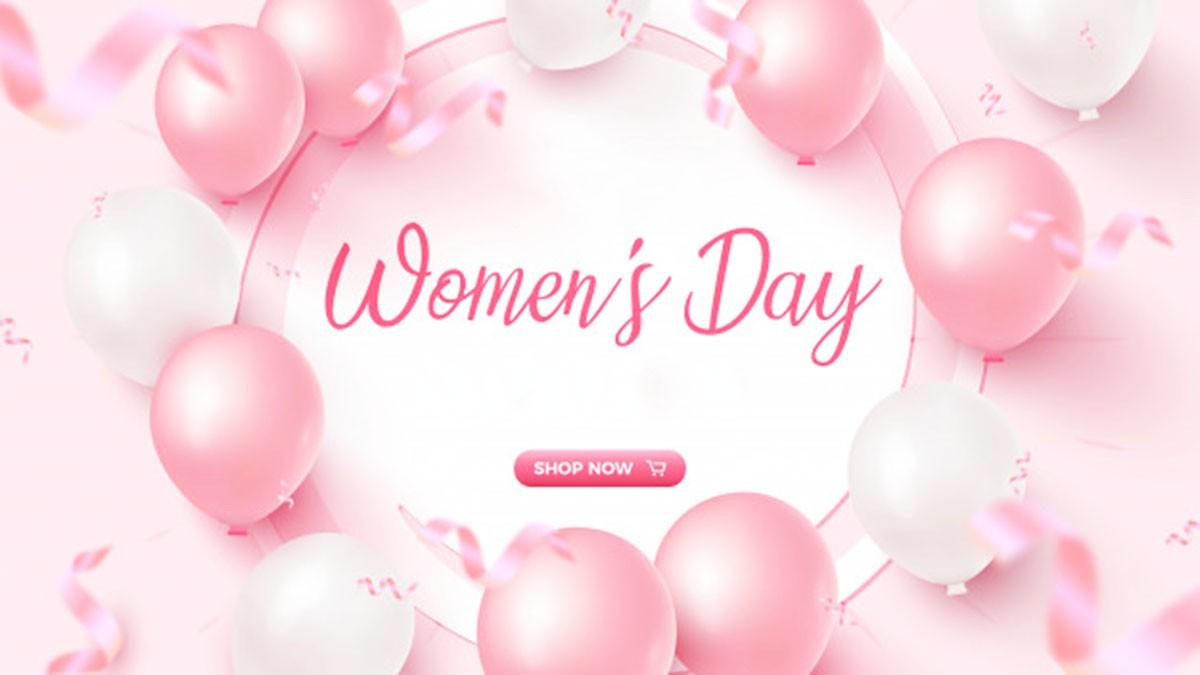 δώρα για την ημέρα της γυναίκας