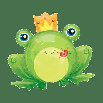Μπαλόνι Βάτραχος με φιλάκι