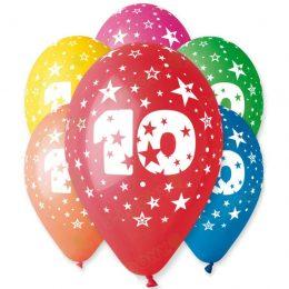 Μπαλόνι γενέθλια Νο 10