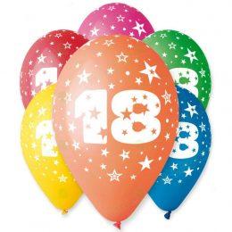 Μπαλόνι γενέθλια Νο 18