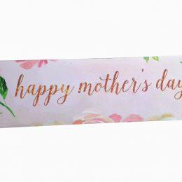 Γίγας σοκολάτα σε χάρτινη κασετίνα Γιορτή της Μητέρας (Σχ.1)
