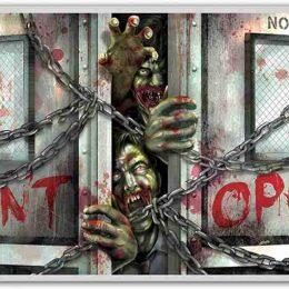Αφίσα Zombies 165cm