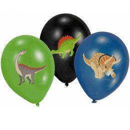 μπαλόνια δεινόσαυροι