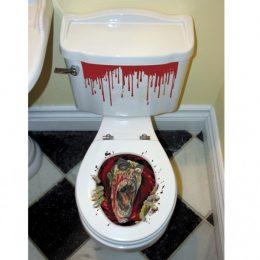 Zombie Grabber αυτοκόλλητο τουαλέτας