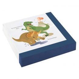 χαρτοπετσέτες πάρτυ δεινόσαυροι