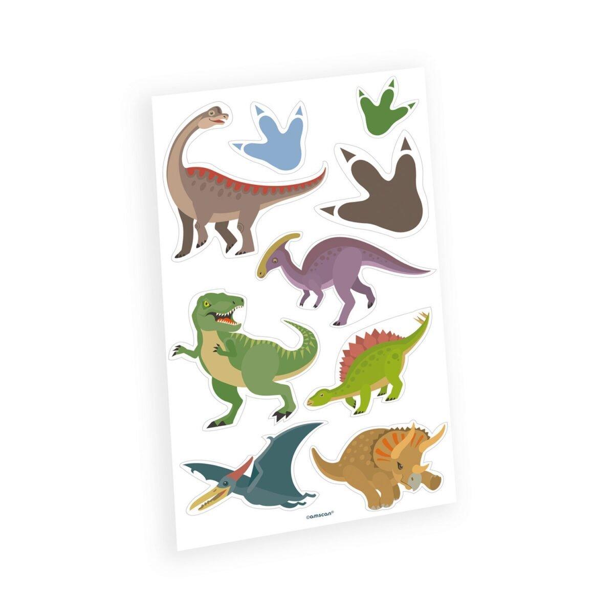 τατουάζ δεινόσαυροι