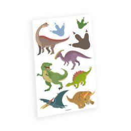 Τατουάζ Happy Dinosaur (9 τεμ)