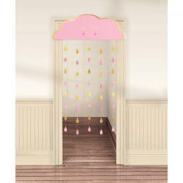 διακοσμητικό ροζ συννεφάκι