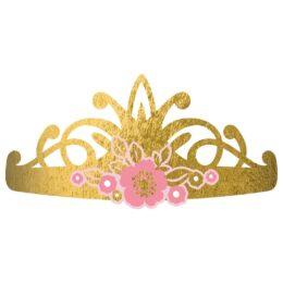 Τιάρα πάρτυ Κύκνος – Πριγκίπισσα (8 τεμ)