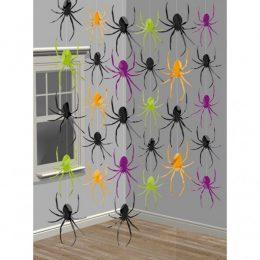 Κρεμαστά διακοσμητικά Αράχνες