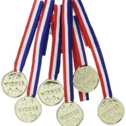 Χρυσά Μετάλλια (6 τεμ)