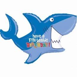 Μπαλόνι Καρχαρίας Birthday 1m