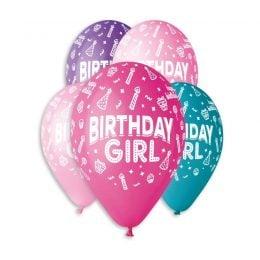 Μπαλόνια Birthday Girl