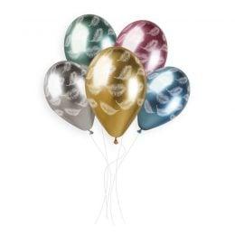 Μπαλόνια Πούπουλα Shiny 13″