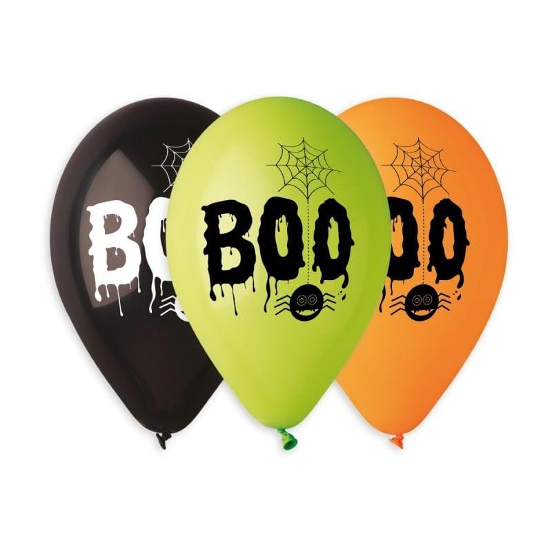 Μπαλόνια Spider Boo