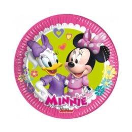 Πιάτα γλυκού Minnie Happy Helpers
