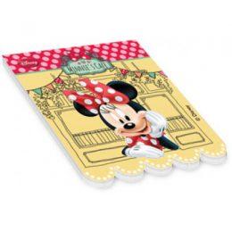 Σημειωματάριο Minnie Mouse (4 τεμ)