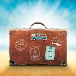 Βάπτιση με θέμα Ταξίδια