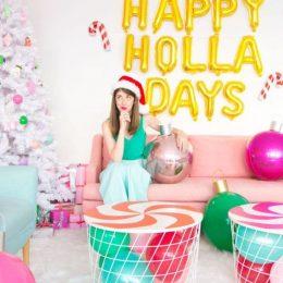 Happy Holla Days