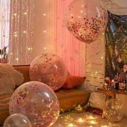 Let's pop it: Confetti Balloons