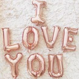 I simply love you