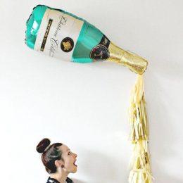 It's a Raining Champagne