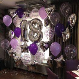 Lavender 18th Birthday