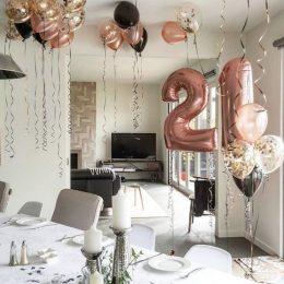 Rosegold 21st Birthday