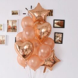 Rosegold Bouquet for everyone