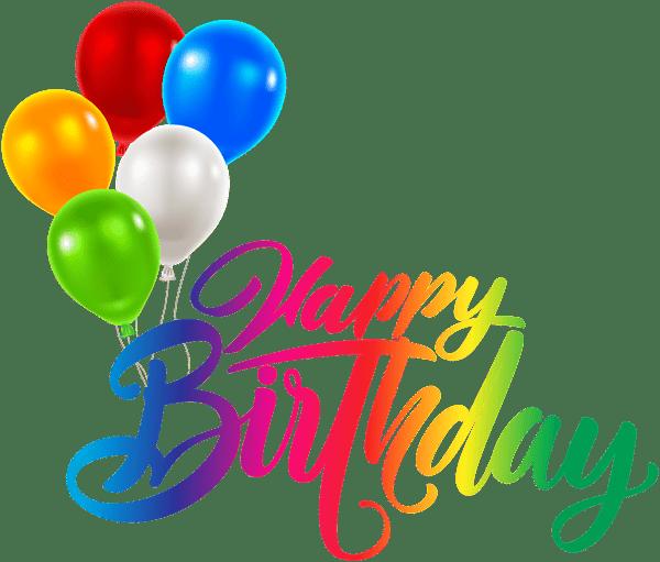 Happy - Birthday