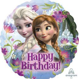 Μπαλόνι Frozen Happy Birthday 43cm