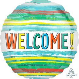 Μπαλόνι Welcome Watercolor