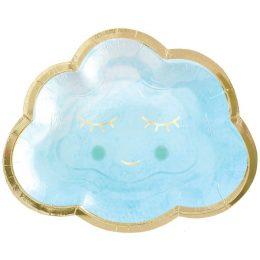 Πιάτα Συννεφάκι Oh Baby Boy (8 τεμ)