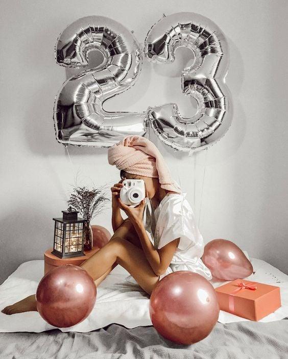 Smile for birthday- Μπαλόνια για γενεθλια ενηλίκων