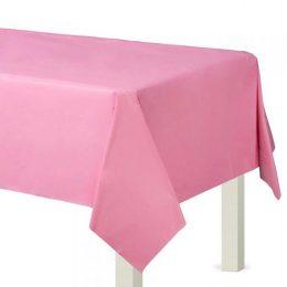 Τραπεζομάντηλο Ροζ πλαστικό