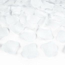 Λευκά ροδοπέταλα σε σακουλάκι