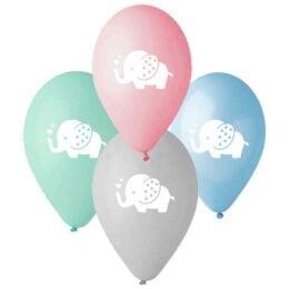 Μπαλόνι τυπωμένο Ελεφαντάκι
