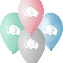 """Μπαλόνι τυπωμένο Ελεφαντάκι 13"""""""
