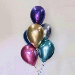"""Μπαλόνια μονόχρωμα 12"""""""
