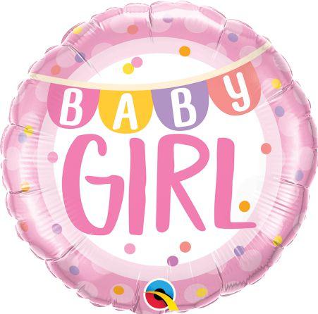 Μπαλόνι Baby Girl Banner