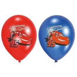Μπαλόνια Cars McQueen (6 τεμ)