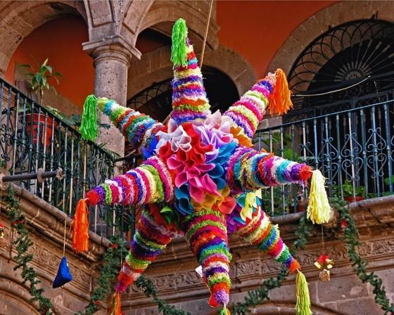Μεξικάνικη Πινιάτα