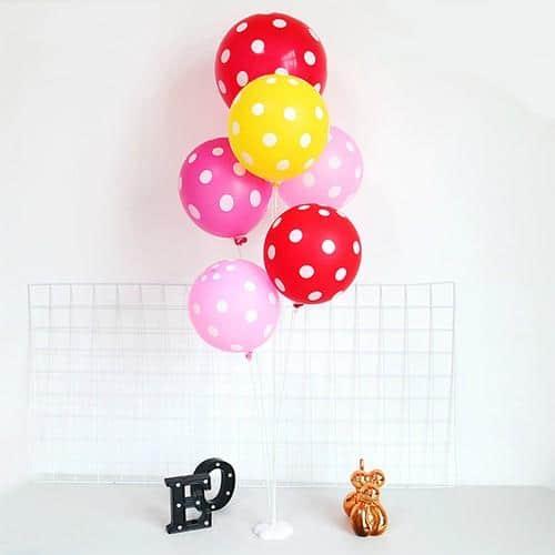 Βάση για μπαλόνια Helium Efect (7 τεμ)