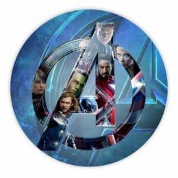 Αυτοκόλλητα Avengers